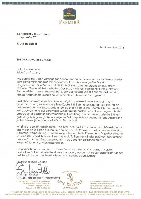 Das Haas + Haas Unternehmen im Profil - HAAS + HAAS Architekten ...